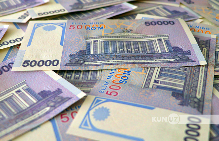 Central Bank announces percentage devaluation of the UZS